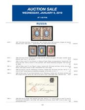 Cherrystone-1901---Rare-Stamps-&-Postal-History-of-the-World,-Session-4-1
