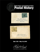 Siegel-Auction-1125-United-States-Confederate-States-Postal-History