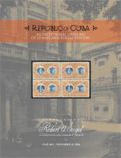 Siegel-Auction-1142-Cuba-Stamps-and-Postal-History