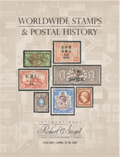 Siegel-Auction-1152-Worldwide-Stamps-and-Postal-History