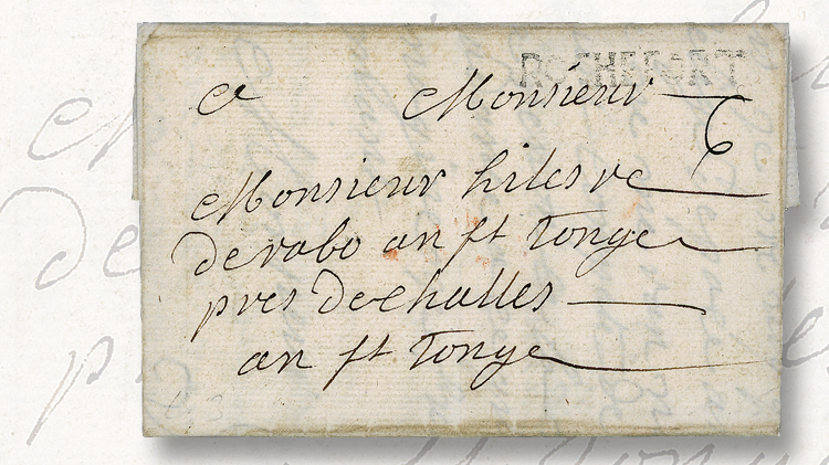 1735-folded-letter-from-louisbourg
