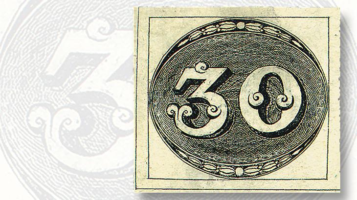 1843-brazil-bulls-eyes-stamp