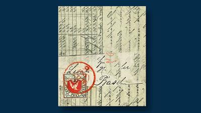 1845-two-half-rappen-basel-dove-stamp