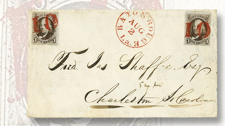 1847-issue-cover-two-five-cent-franklin-stamps