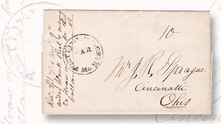 1848-fort-childs-folded-letter