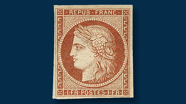1849-1-franc-dull-orange-red