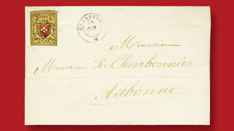 1850-swiss-ayon-two-federal-administration-cover