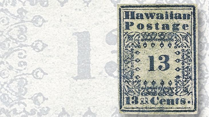 1851-52-hawaii-thirteen-hawaiian-postage-missionary-stamp