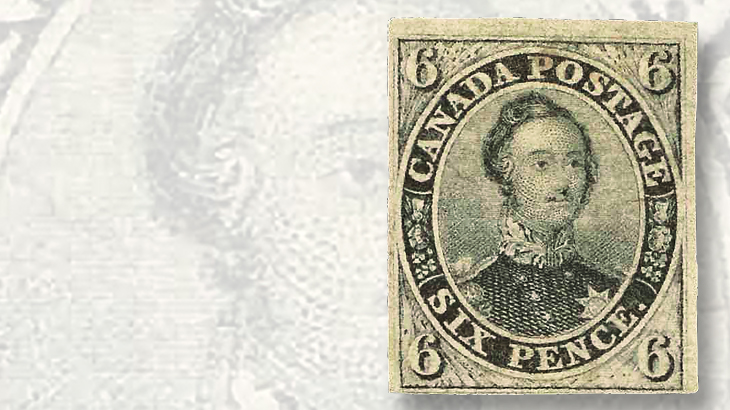 1851-canadian-six-penny-queens-consort-stamp