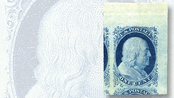 1851-one-cent-franklin-stamp