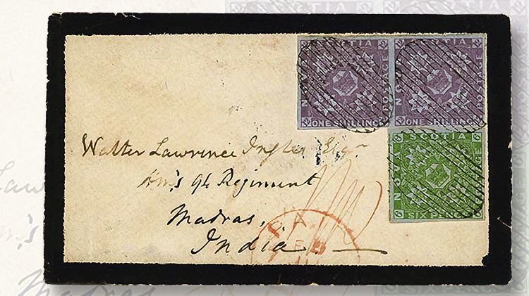 1853-mourning-cover-from-cape-breton-island-to-madras-india