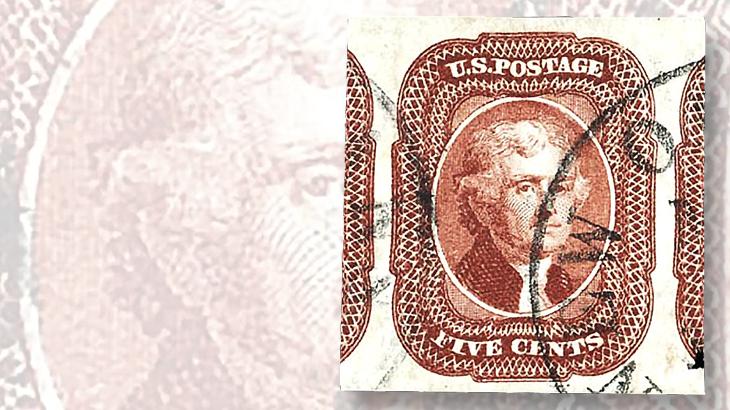1856-five-center-jefferson-stamp