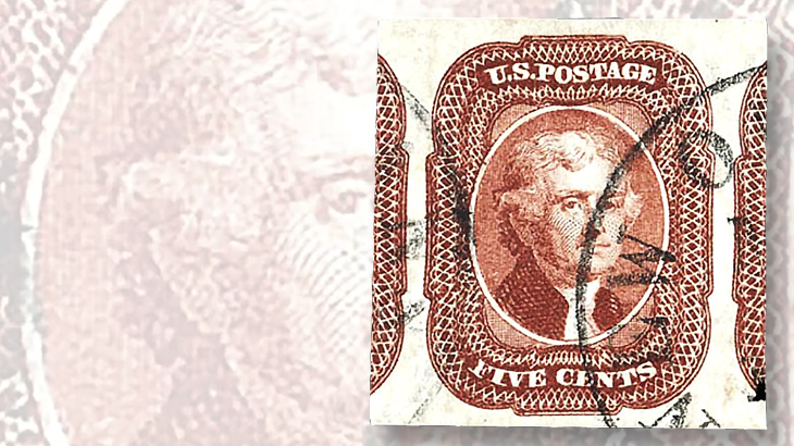 1856-five-center-jefferson-stamp