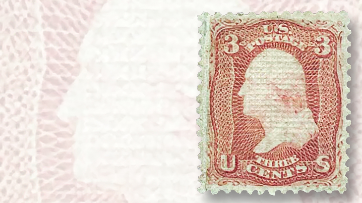1867-three-cent-rose-z-grill-stamp
