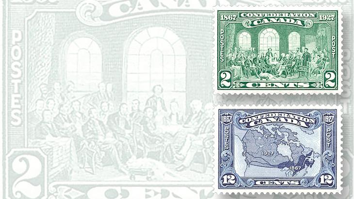 Canada stamp program