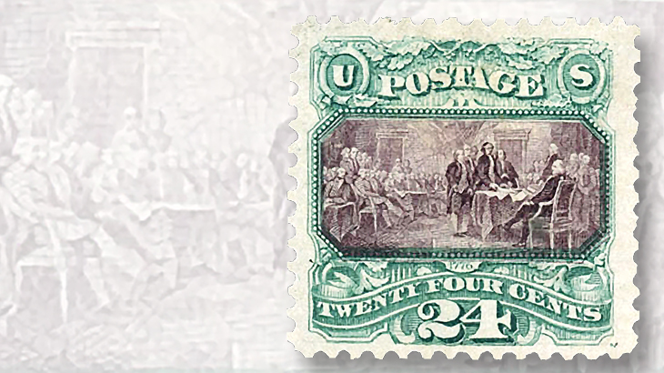 1869-24-cent-declaration-of-independence-stamp