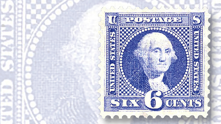 1869-six-cent-washington-stamp