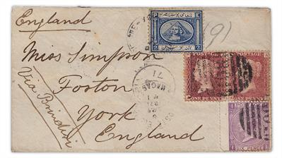 1871-egypt-york-england-cover-sphinx-pyramid-queen-victoria-stamps