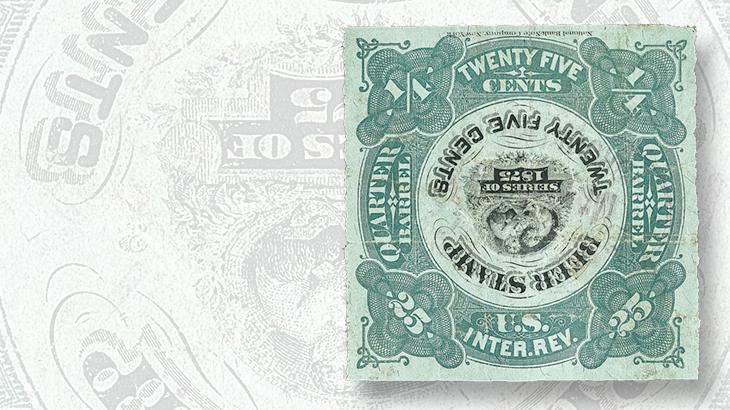 1875-twenty-five-cent-beer-revenue-stamp
