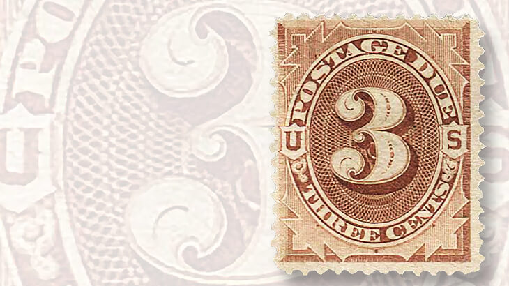1879-special-printing-three-cent-postage-due-stamp