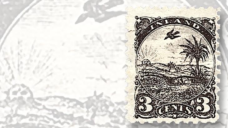 1881-liberia-three-cent-stamp