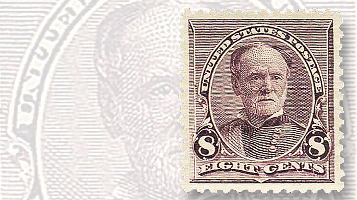 1893-eight-cent-william-t-sherman-stamp