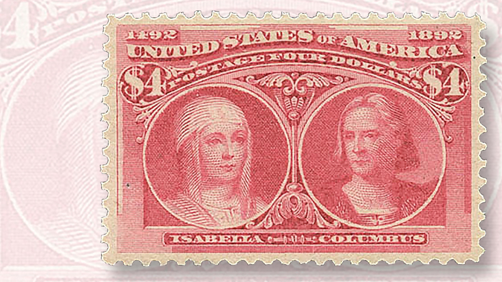 1893-four-dollar-columbian-commemorative-stamp