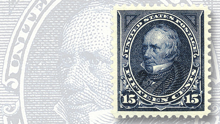 1894-fifteen-cent-dark-blue-henry-clay-stamp