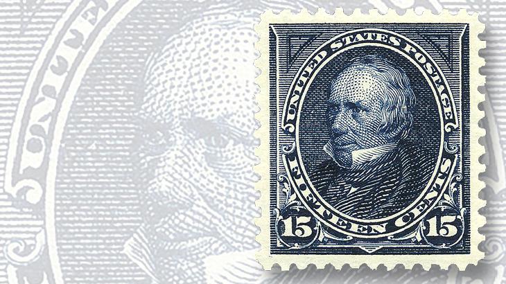 1894-fifteen-cent-dark-blue-henry-clay-stamp