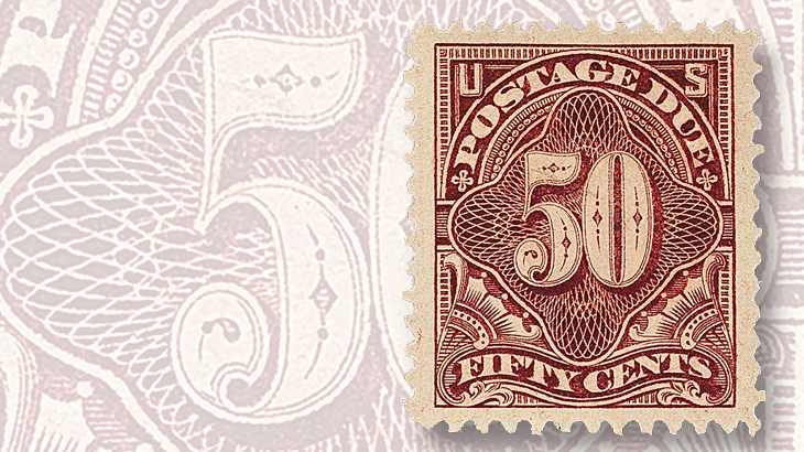 1894-fifty-cent-unwatermarked-postage