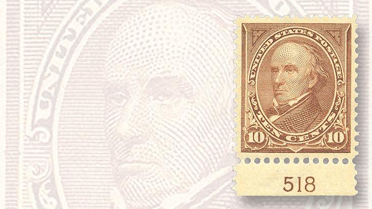 1898-ten-brown-daniel-webster-stamp