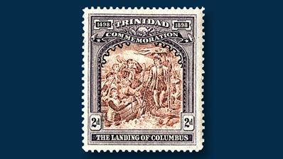 1898-trinidad-2-penny-landing-columbus-stamp