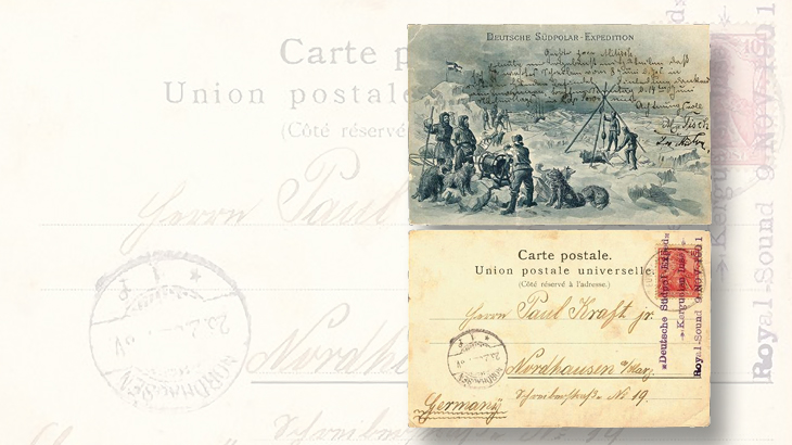 1901-postcard-gauss-expedition-linns