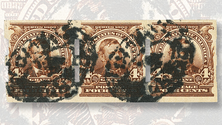 1902-four-cent-ulysses-s-grant-stamps