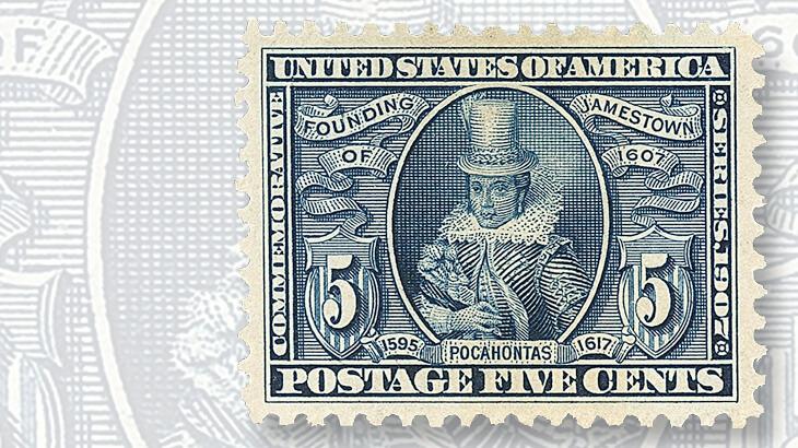 1907-jamestown-stamp-issue