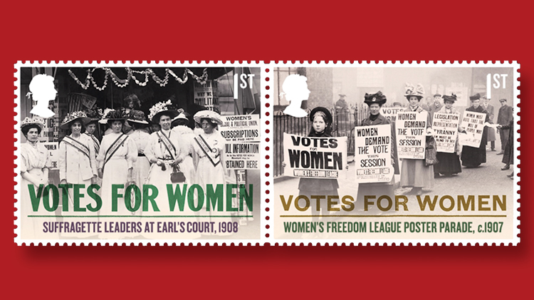 1907-womens-freedom-league-stamps