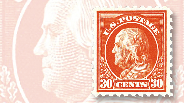 1908-22-washington-franklin-stamp