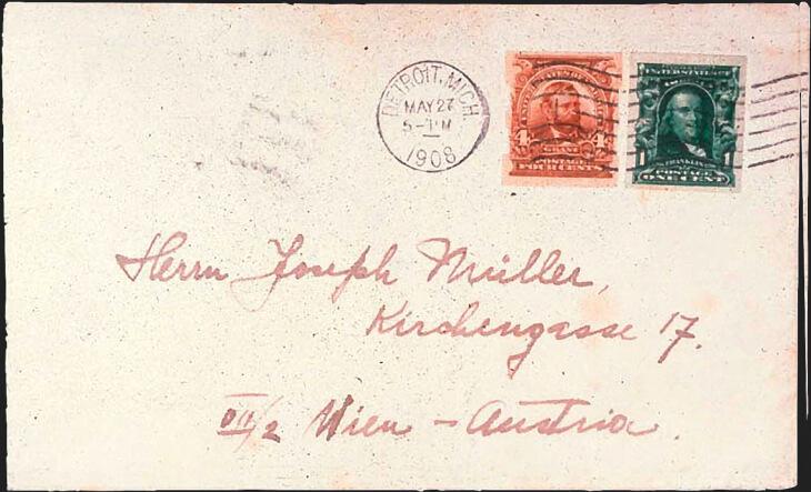 1908-cover-koslowski-joseph-mueller-vienna-austria-earliest-documented-use-scott-314a