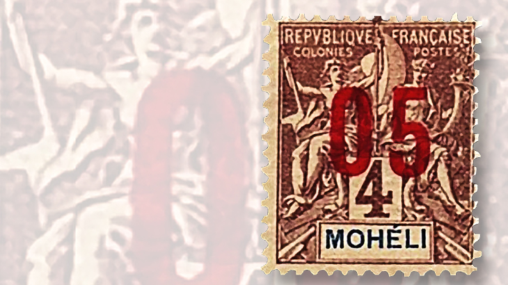 1912-moheli-remainders-of-stamp-issues