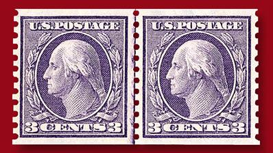 1916-three-cent-violet-george-washington-horizontal-rotary-press-coil-stamp