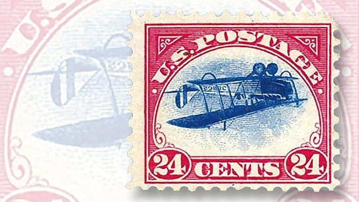 1918-jenny-invert-error-stamp