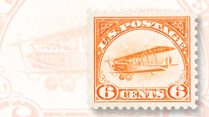 1918-six-cent-curtiss-jenny-airmail-stamp