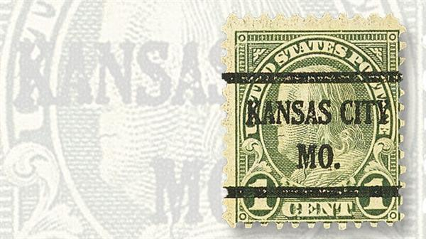 1923-one-cent-green-benjamin-franklin-stamp