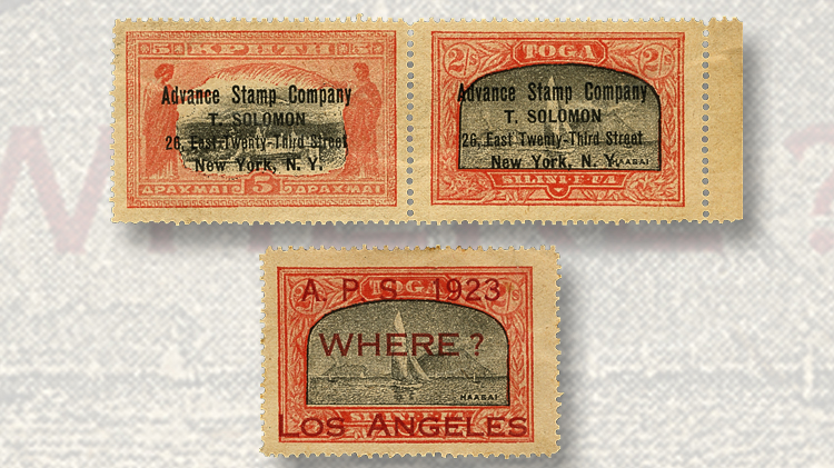 1924-three-cinderella-stamps