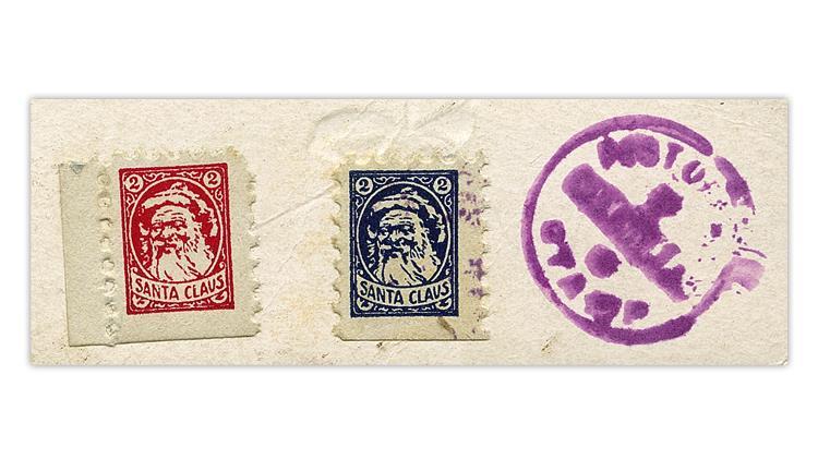 1925-santa-claus-toy-stamps