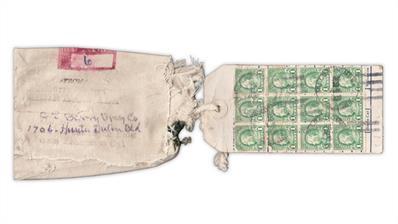 1929-gold-registered-mail-tag-miller-house-alaska-san-francisco