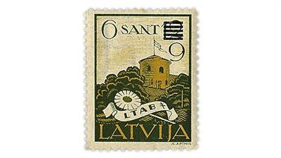 1931-latvian-anti-tuberculosis-society-semipostal-stamp