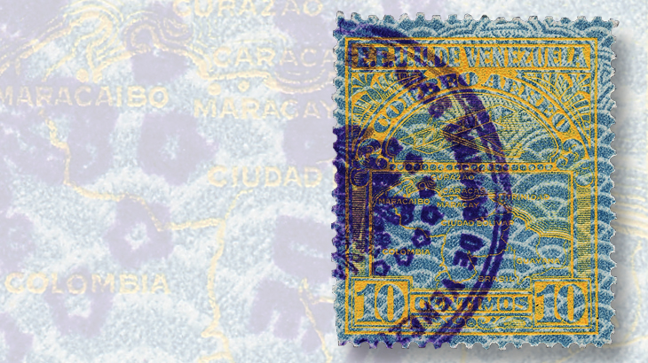 1932-venezuela-airmail-stamp