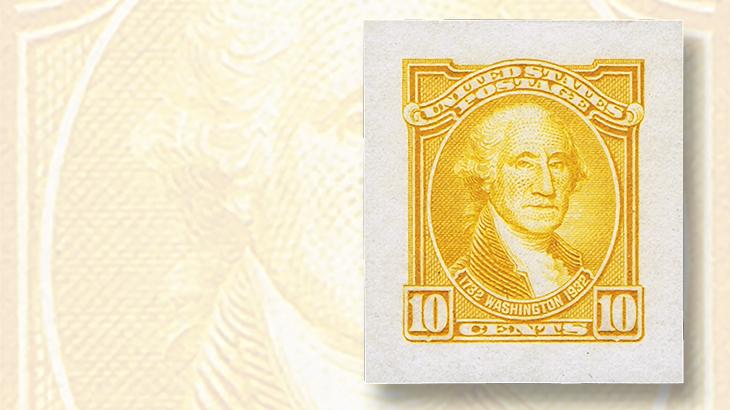1932-washington-bicentennial-ten-cent-yellow-small-die-proof