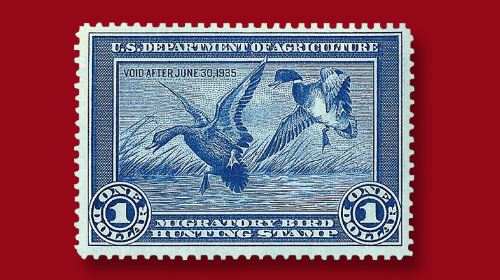 1934-mallard-federal-duck-stamp